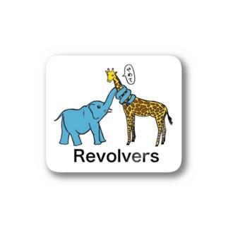 リボルバーズ Stickers