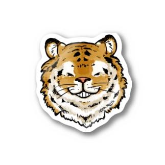 トラ Sticker