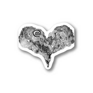 memento39の愛を望む Stickers