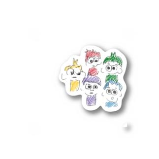rainbowず Sticker