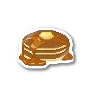 ドットパンケーキ Stickers