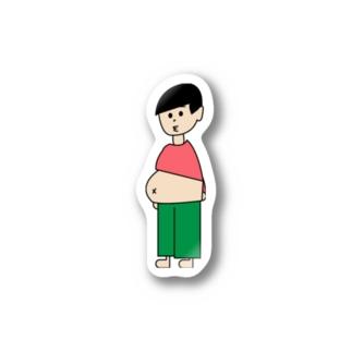 2017-01-31 デブ男くん Stickers