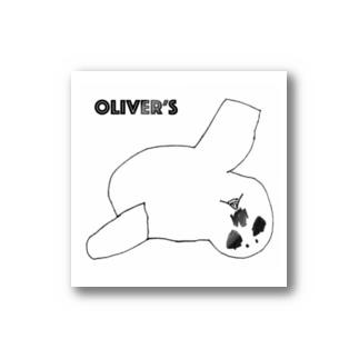 Oliver's ゴマちゃん ステッカー
