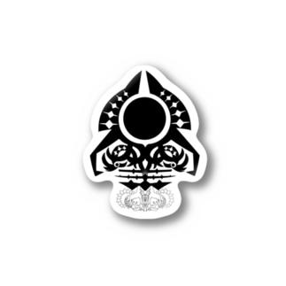 ホシナガメドリ Stickers