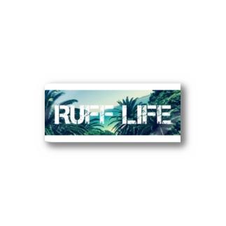 Ruff Life オリジナルフォト Stickers