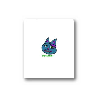 #なちゅらるはいの#なちゅらるはい ゾンビネコ Stickers