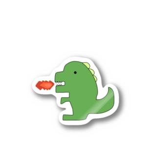 きょーりゅー Stickers