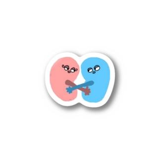 kid&ney Stickers