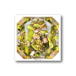 Jewelrincess of Fairytale (8正義) Stickers