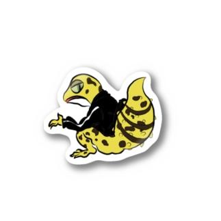 レオパパイセン Stickers
