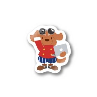 Kさん Stickers