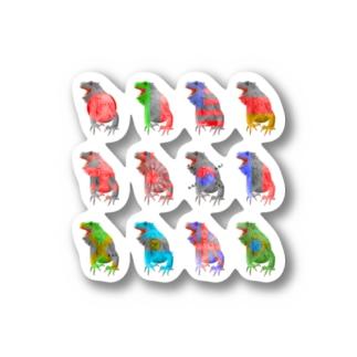 Mint×12 Stickers
