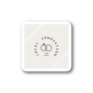 L∞M PROJECT11 Stickers