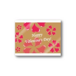 ハッピーバレンタイン Stickers