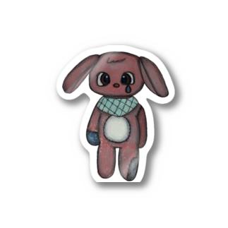うさぎのベソちゃん Stickers