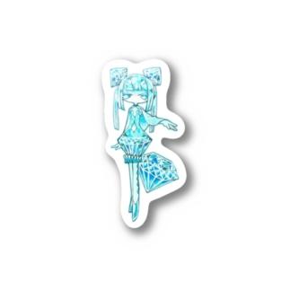 ダイヤモンド Stickers