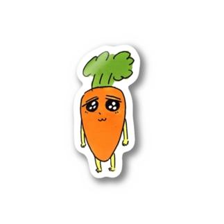 おいしくてかわいい Stickers