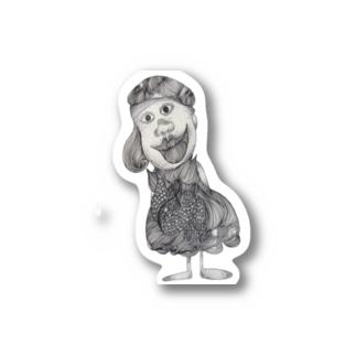 チューリップさん。 Stickers