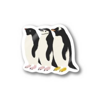 ピゴセリス属のみなさん Stickers