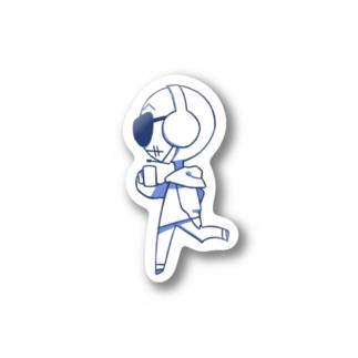 庶務 Stickers