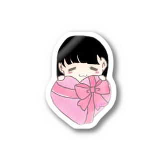 ふうか🎀ミスiD2021のぷうちゃん  Sticker