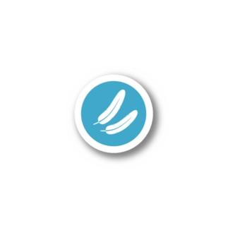 littlebirdのtsumugi Stickers