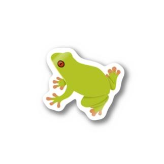 カエルちゃん! Stickers