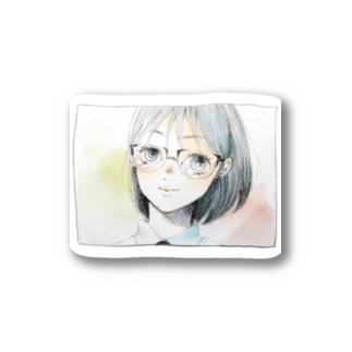 見てる(Ver.002) Sticker