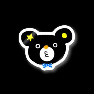 fufuhuのほしくまさん Stickers