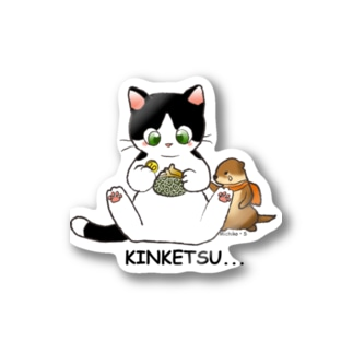 KINKETSU Stickers
