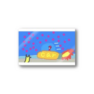 ドライブ Stickers