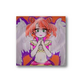 地雷魔法女 Stickers