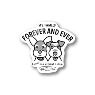 Foreverステッカー Stickers
