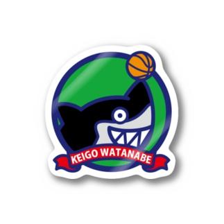 パ紋No.2912 KEIGO Stickers