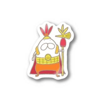 ねこタイツとインカ帝国 Stickers