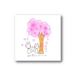 0401(オリジナルステッカー) Stickers