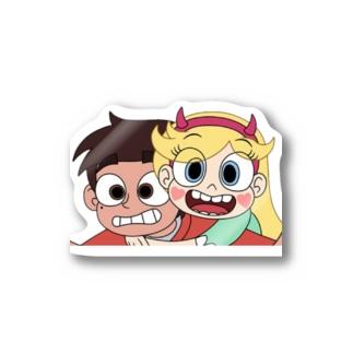 れでぃーすえんじぇんとるめん Stickers
