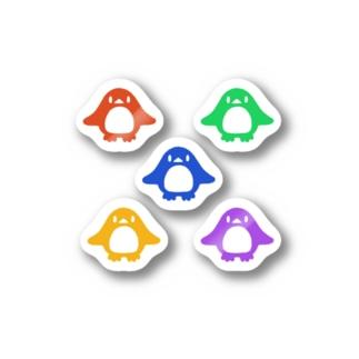ペンギン Stickers
