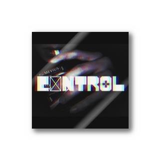 control:sticker ステッカー