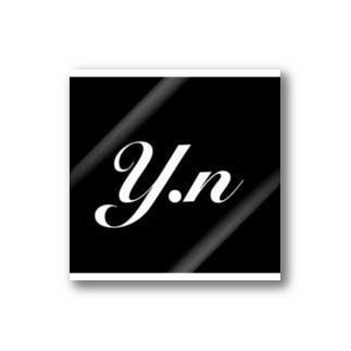 y.n original Stickers