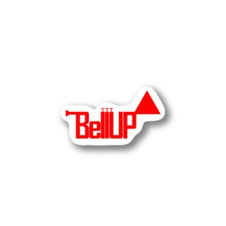 BellUP(ベラップ) Stickers