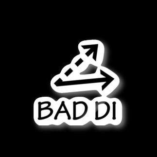 クロマキバレットのBAD DI Stickers