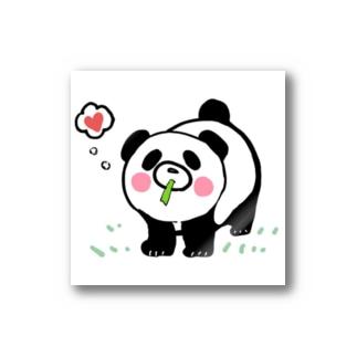 ぱぁあんだっ Stickers
