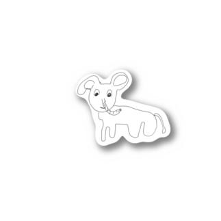Futsuu no Zou Stickers