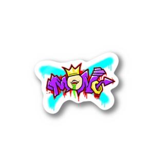 monoステッカー Stickers
