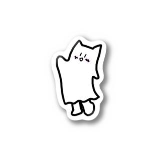 ユリンさんデザイン(お返事ユリンさん) Stickers