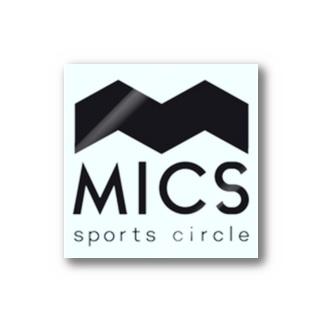 MICS公式グッズ Stickers
