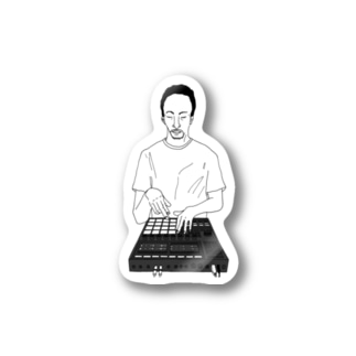 Beat Making Stickers