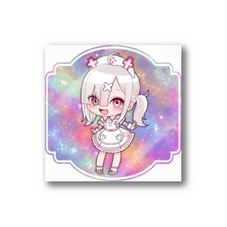 健屋花那 ミニキャラアイテム Stickers