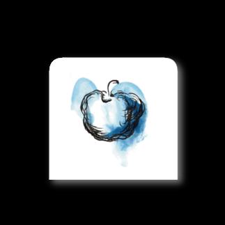 eauのBlue apple Stickers